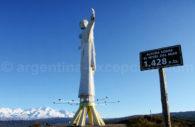 Monument du Cristo Rey, Tupungato