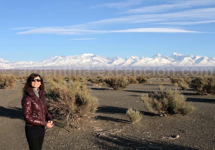 Sommets de la Cordillères des Andes, San Juan