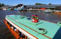 Navette fluviale, Tigre