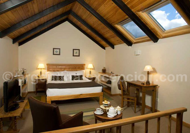 Hôtel las Bayas, Chambre double