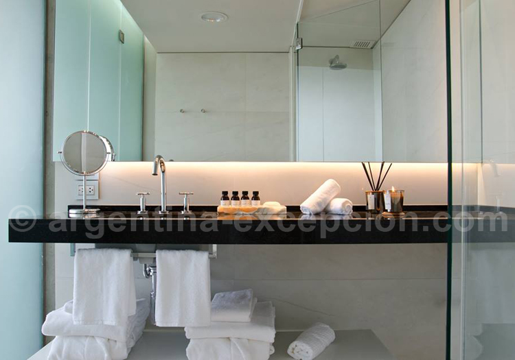 Casa de Uco, salle de bain