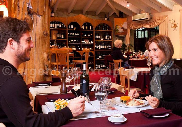 Hosteria Cumbres Blancas, restaurant