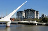 Pont de la femme, Buenos Aires