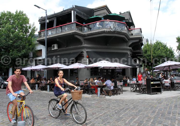 Balade à vélo dans Palermo