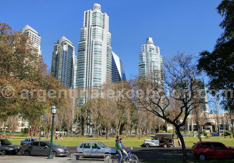 Quartier moderne de Puerto Madero