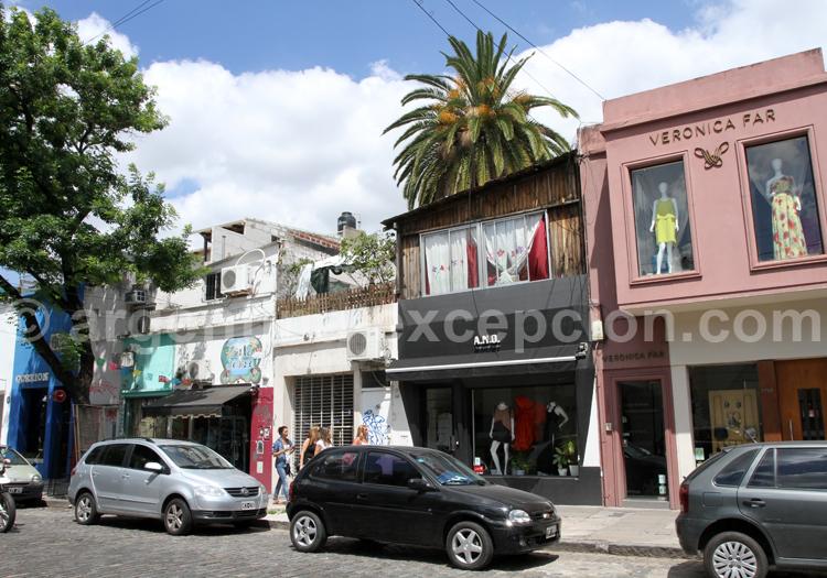 Shopping à Palermo