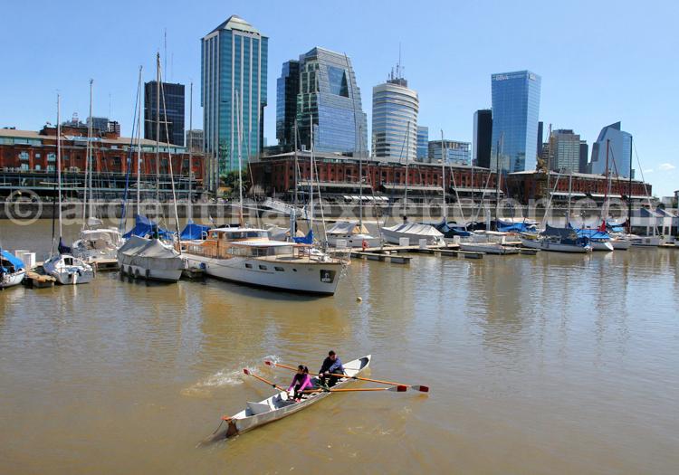Ancien port de Buenos Aires