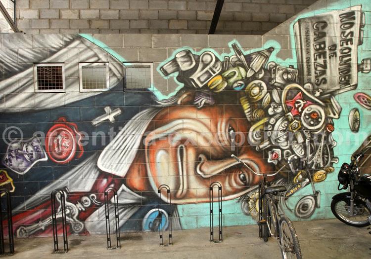 Street Art, Palermo
