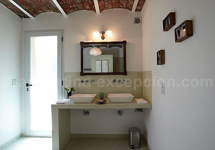 Casa Fino, Salle de bain