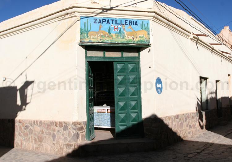 Boutique, Humahuaca