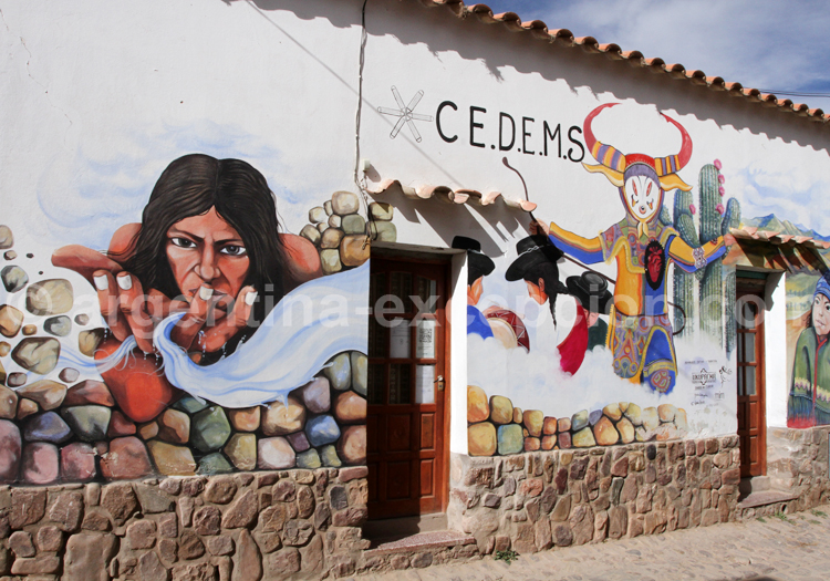Art de rue, Humahuaca