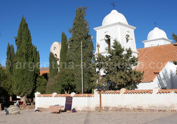 Eglise de Humahuaca