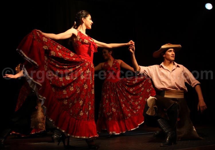Danses Folkloriques d'Argentine