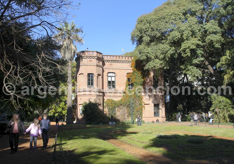 Administration, Jardin Botanique