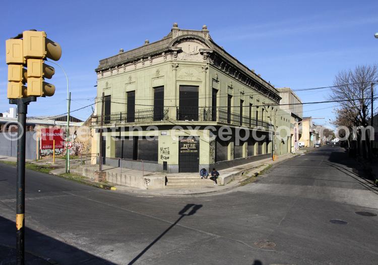 Architecture de Barracas