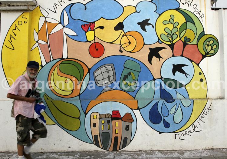 Graffitis, Caballito