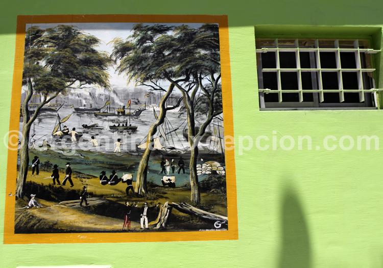 Histoire de la Boca, Buenos Aires