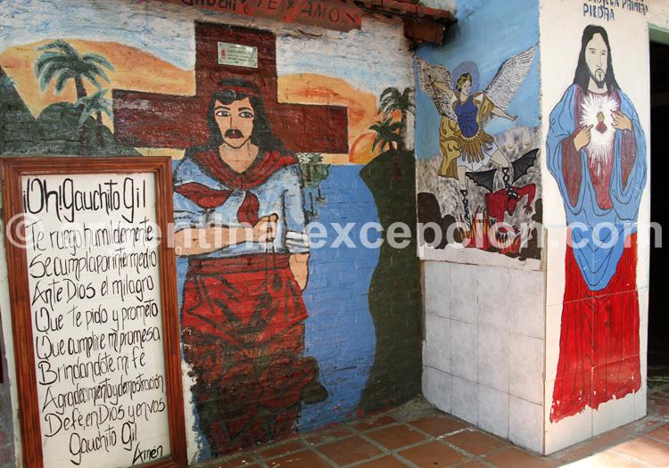 Sanctuaire Gaucho Gil, Caballito