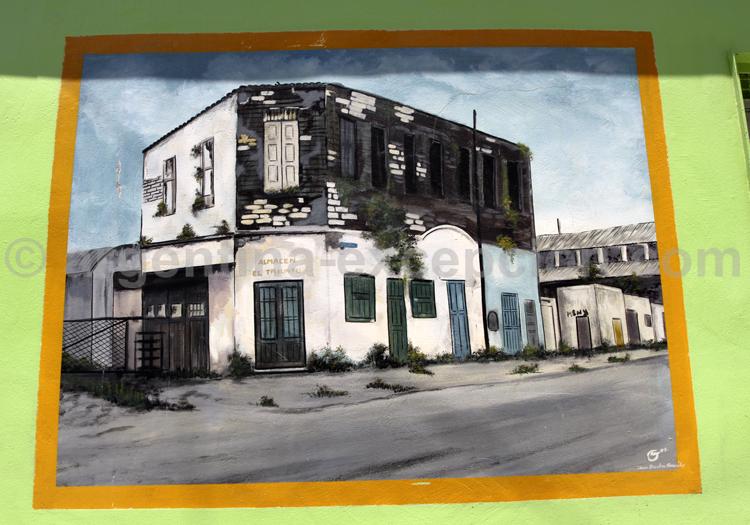 Architecture de La Boca
