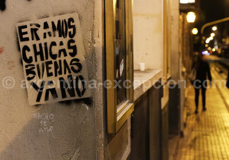 Art de rue, San Telmo