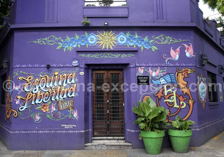Visite de Palermo, Buenos Aires