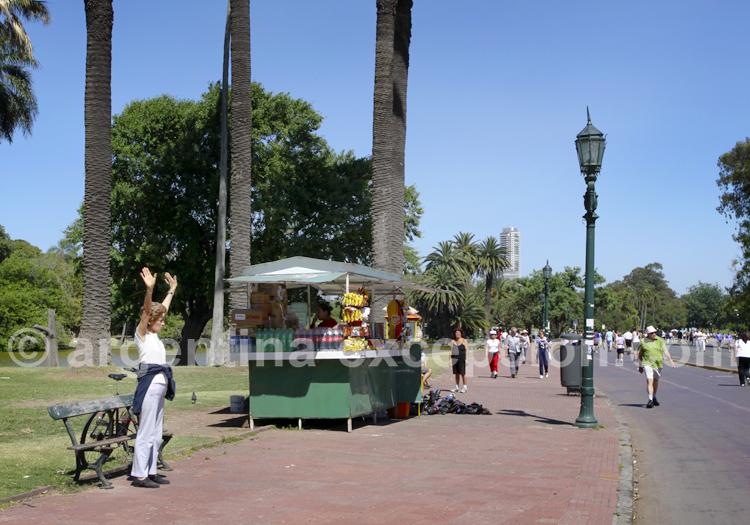 Kiosque, Jardin de Palermo