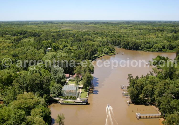 Casa Museo Sarmiento, delta de Tigre