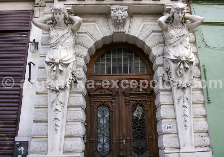 Porte d'entrée, San Telmo