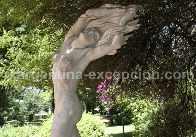 Sculpture, Jardin Botanique