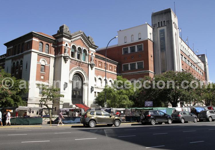 Musée Argentin des Sciences Natuerelles, Caballito