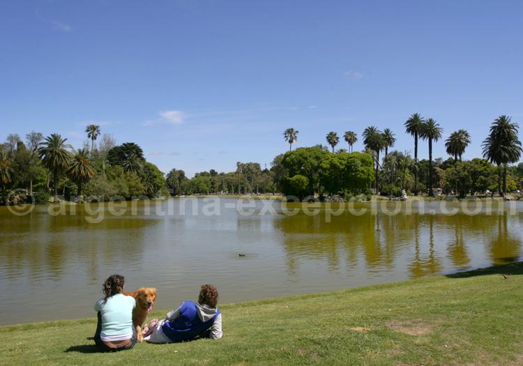 Lago de Palermo