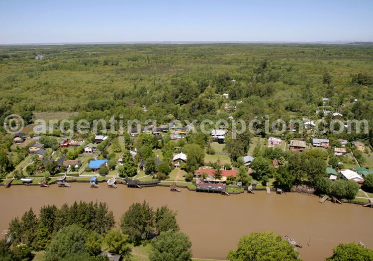 Balades dans le delta de Tigre