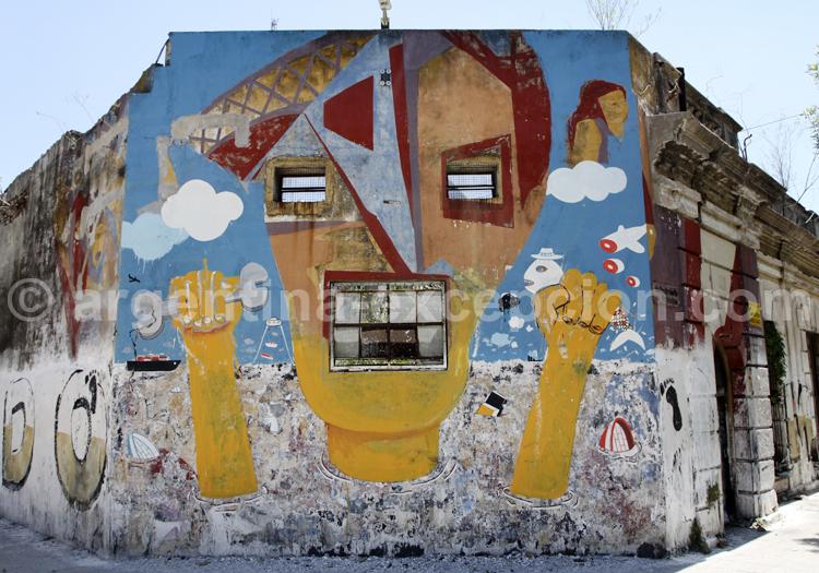 Oeuvre d'art, la Boca