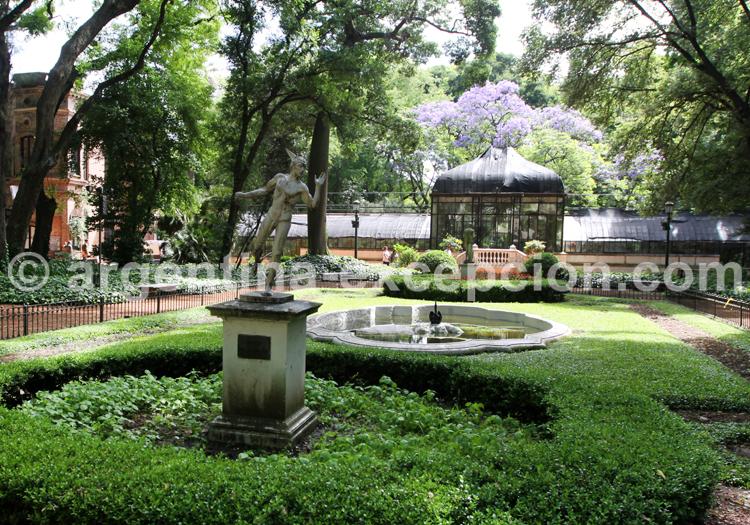 Jardin Botanique, Palermo