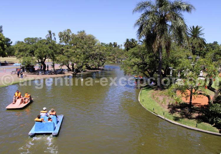 Lac, Rosedal de Palermo