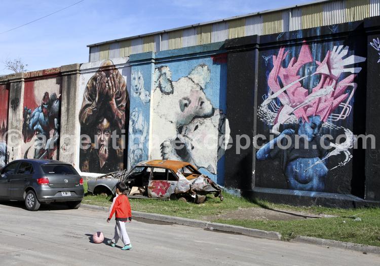 Street Art, Barracas