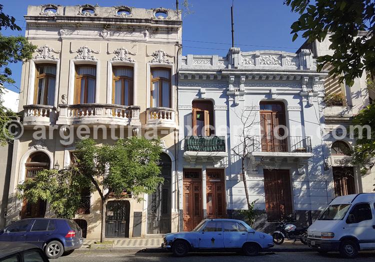 Architecture coloniale, San Telmo