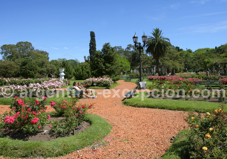 Rosedal, Palermo