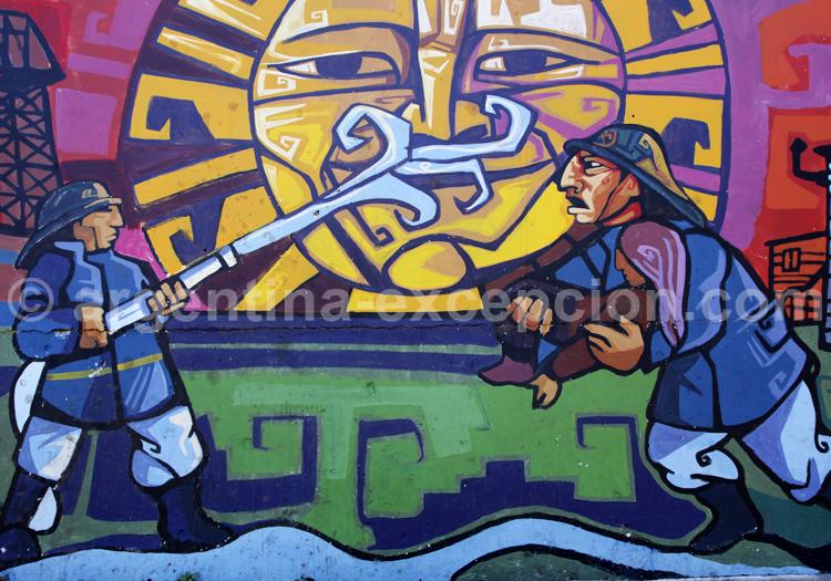 Art mural, La Boca