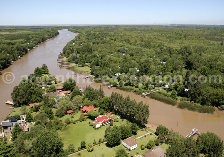 Delta, nord Buenos Aires