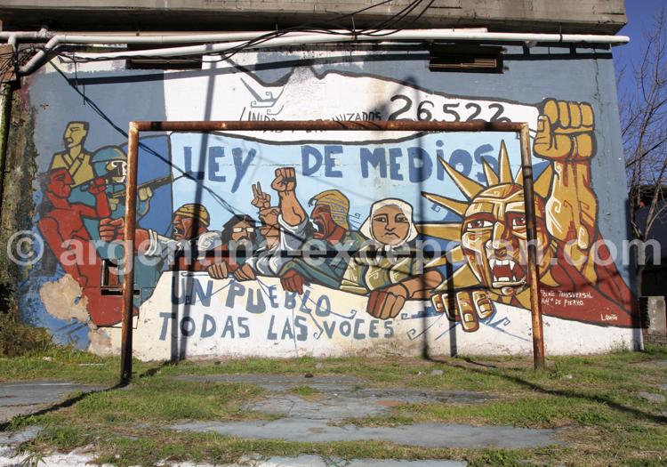 Liberté d'expression, Barracas