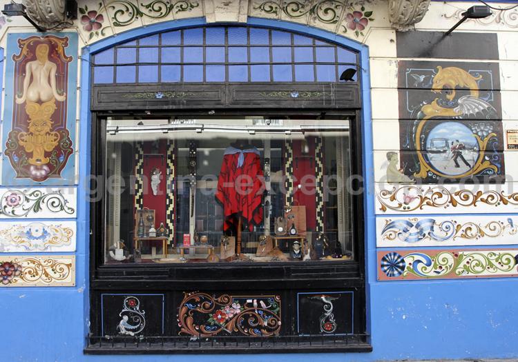 Rue Gardel, Abasto