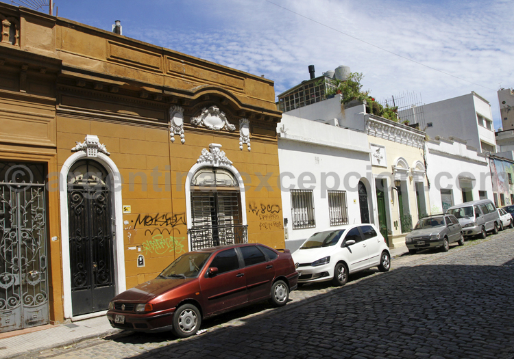 Quartier de San Telmo