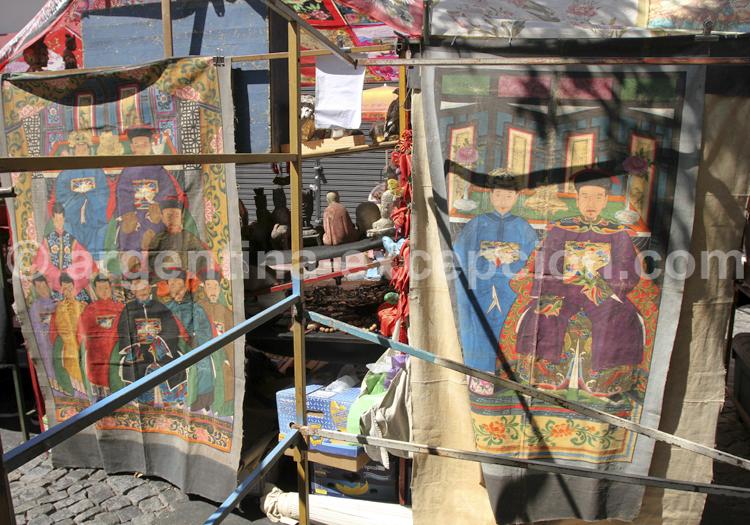 Artisanat, San Telmo