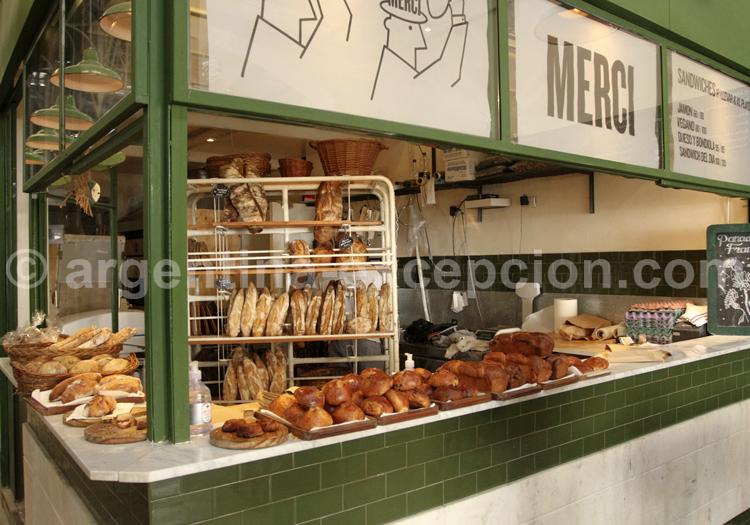 Boulangerie, San Telmo