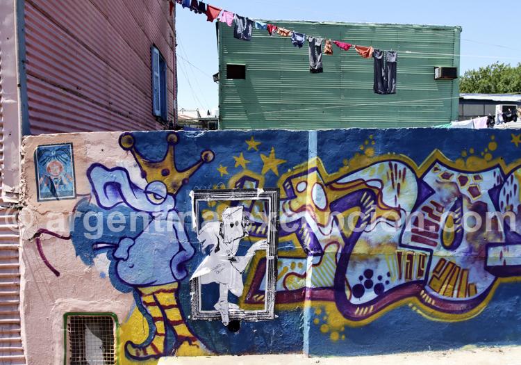 Graffiti, La Boca