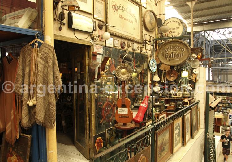 Antiquités, San Telmo