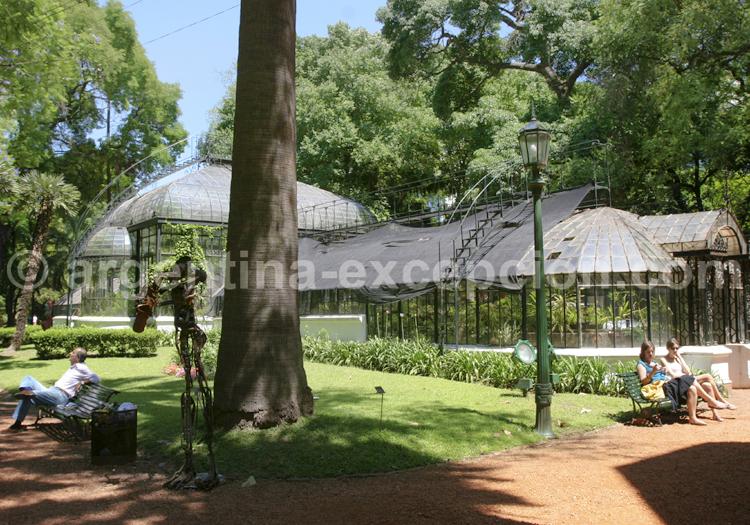 Jardín Botánico, Palermo