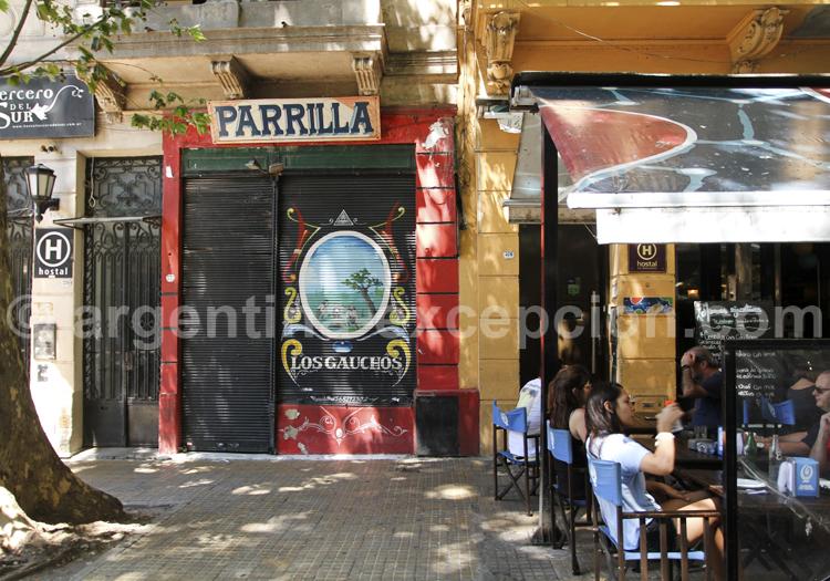 Parrilla, San Telmo
