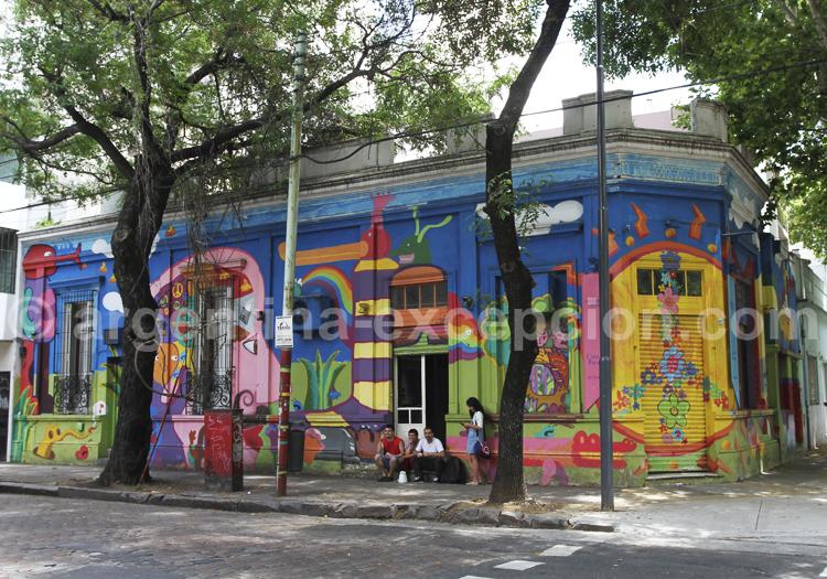 Façade urbaine, Palermo